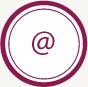 GLOW - Coaching en Training: Email icon
