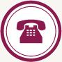 GLOW - Coaching en Training: Telefoon icon